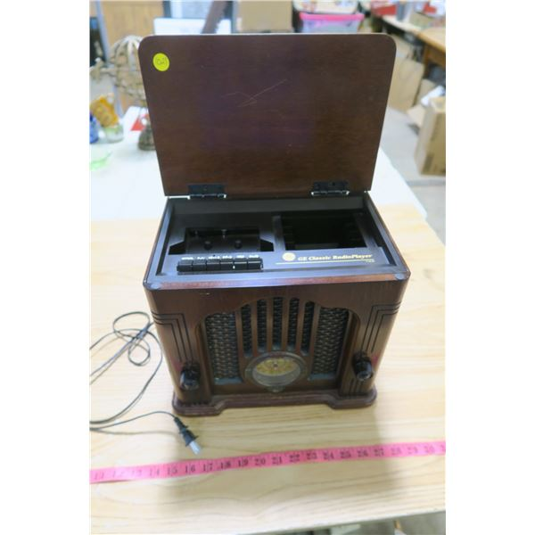 GE Classic RadioTape Player/Tape Player