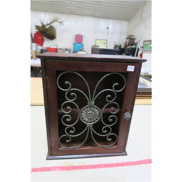 Hanging Display Box (Wood)