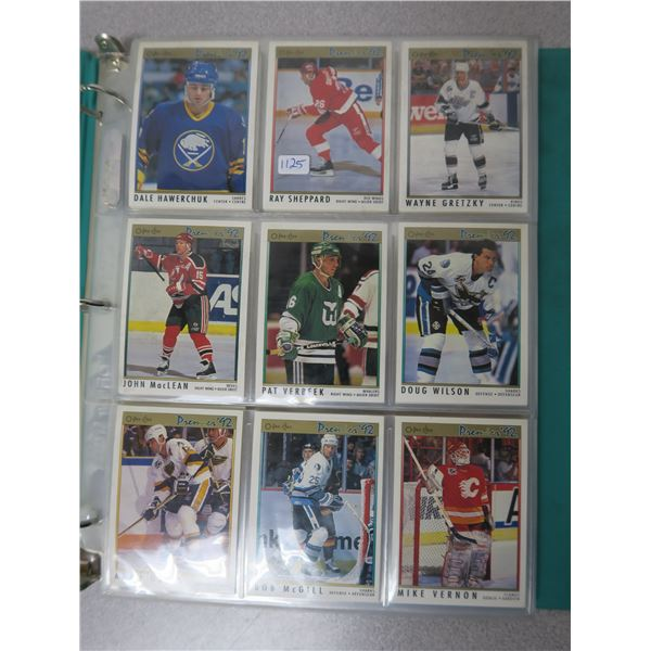 92 O-Pee-Chee Premiere NHL Complete Set - 198 Cards