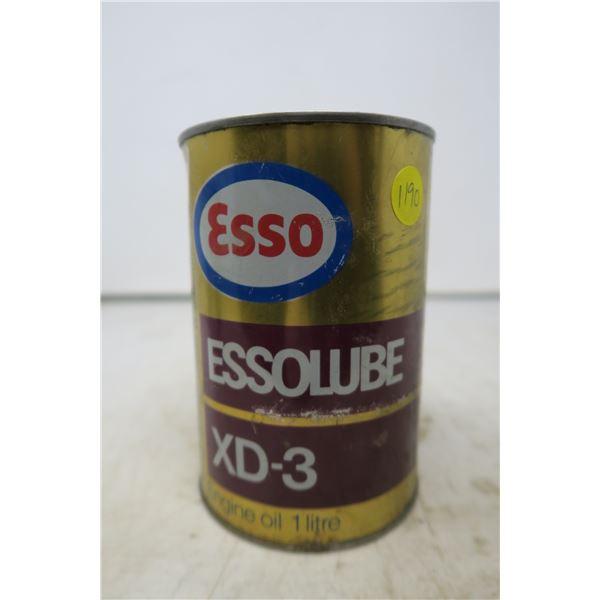 Esso XD-3 ESSO Lube Engine Oil - 1 Litre