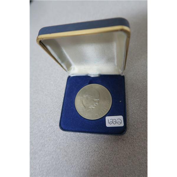 1965 UK Churchill Dollar Coin