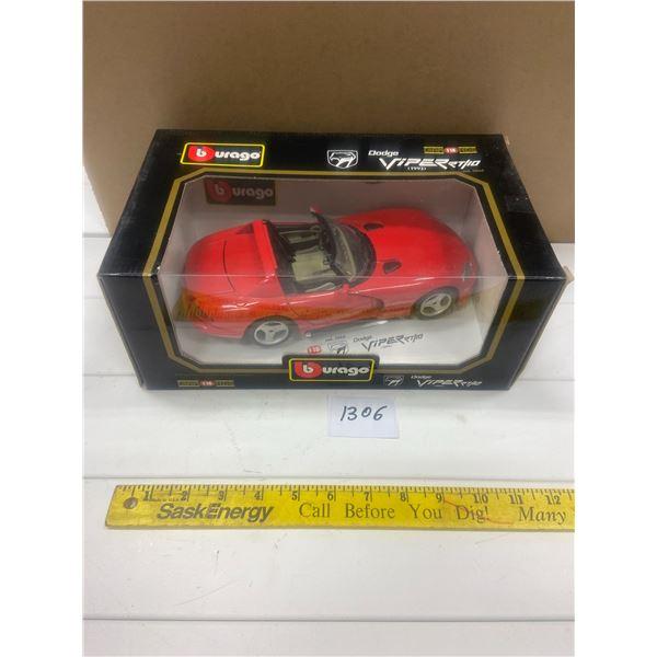 1993 Dodge Viper 1/18 Scale