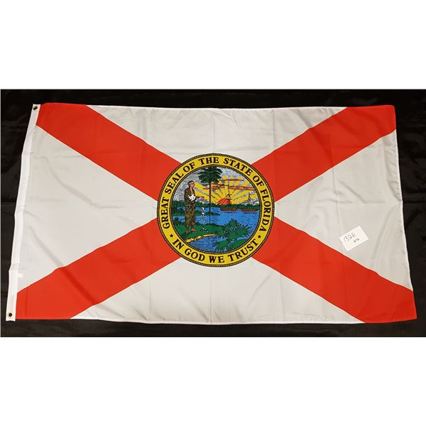 """Great Seal of the State of Florida FLAG 60""""X36"""""""