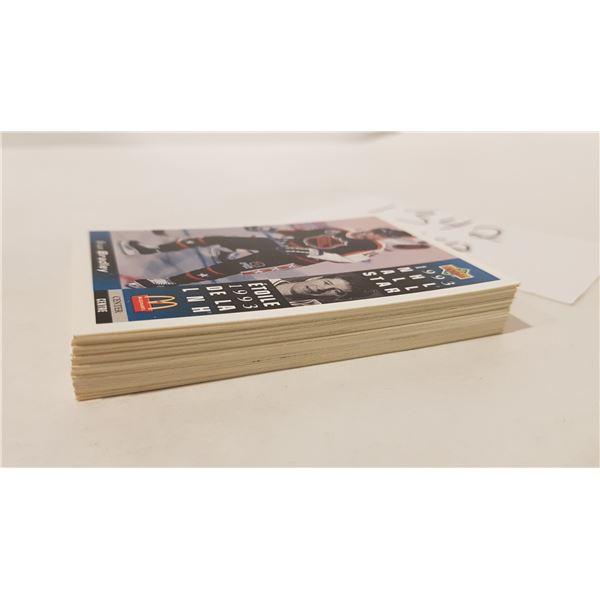 93 Upper Deck/ McDonalds NHL Hockey Cards - Complete Base Set (No Holos)