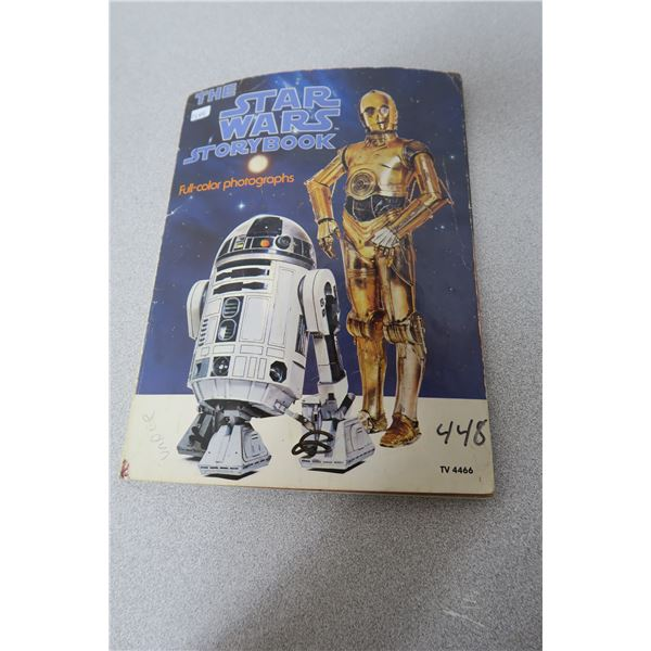 The Star Wars Story Book 1978