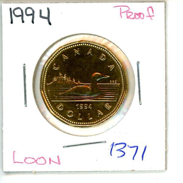 1994 loonie