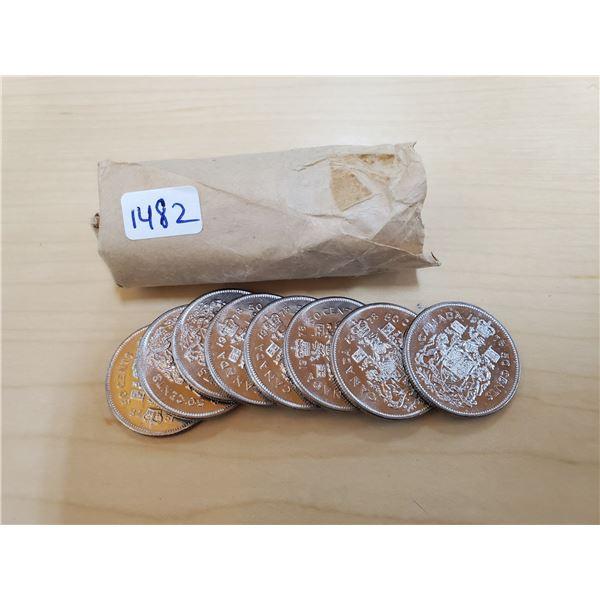 20 x 1978 50 cents