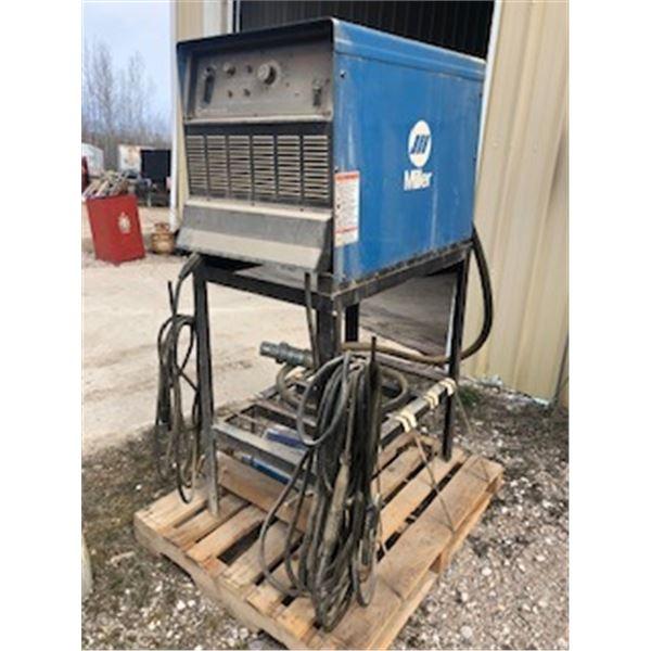 large welder system