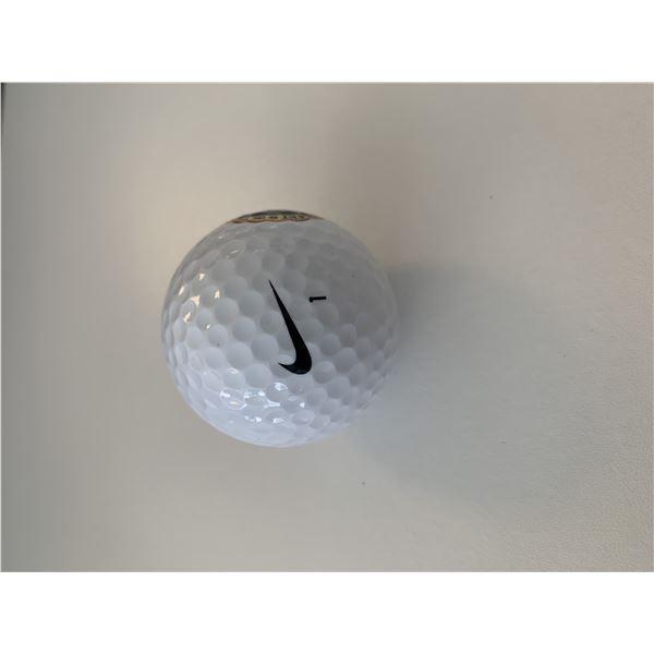 George W. Bush Presidential Golf Ball