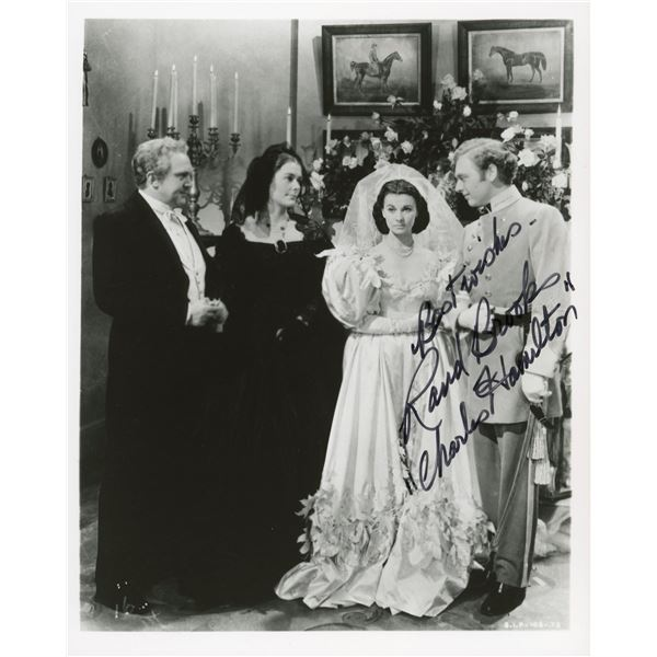 Gone With The Wind Rand Brooks signed photo