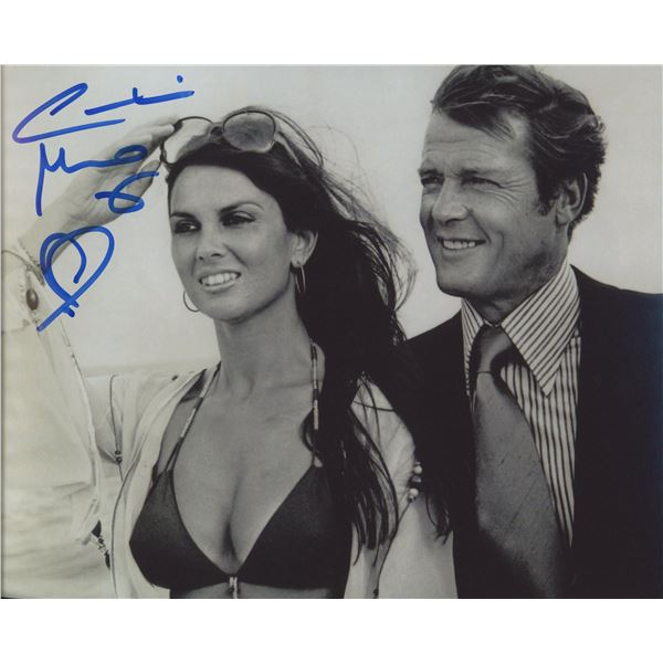 The Spy Who Loved Me signed movie photo