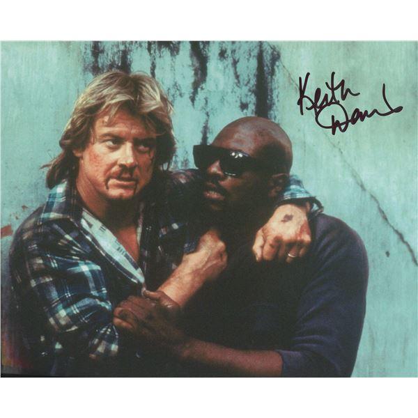Keith David signed movie photo