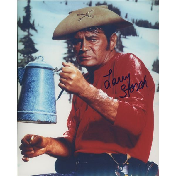 Larry Storch signed movie photo