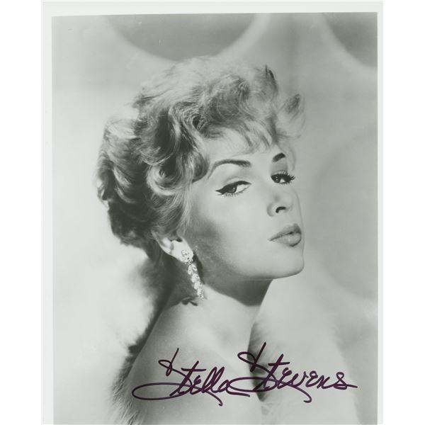 Stella Stevens signed photo