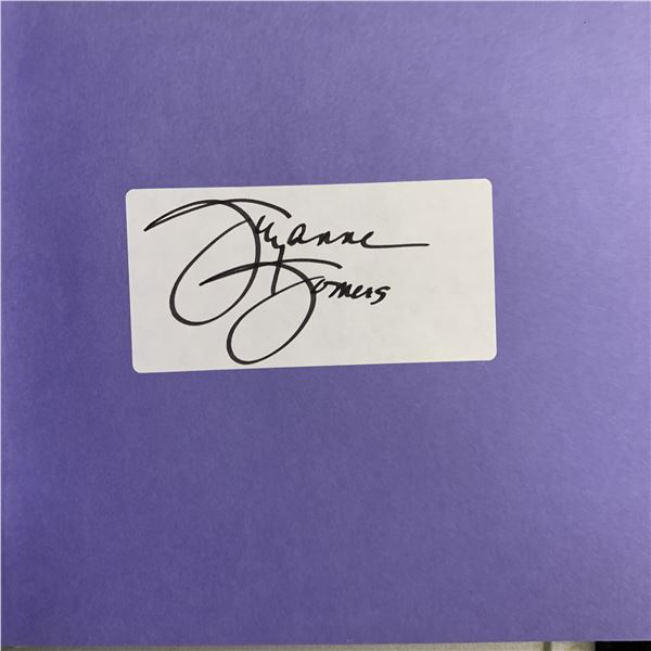 Suzanne Somers signed book