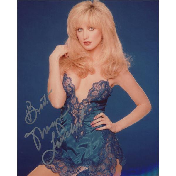 Morgan Fairchild signed photo