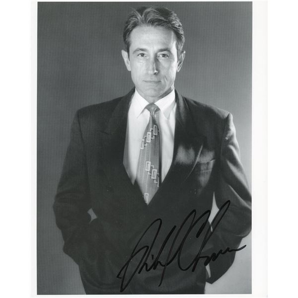 Richard Chaves signed photo