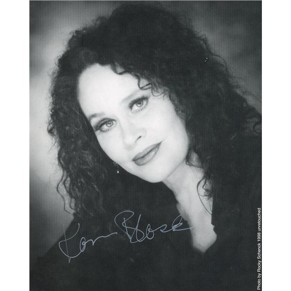Karen Black signed photo