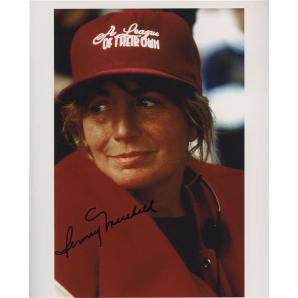 Penny Marshall signed photo