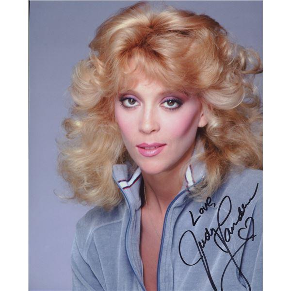 Judy Landers signed photo