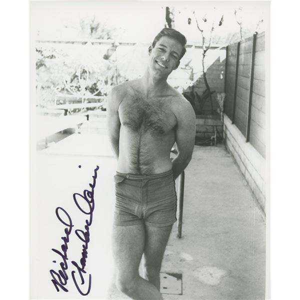 Richard Chamberlain signed photo