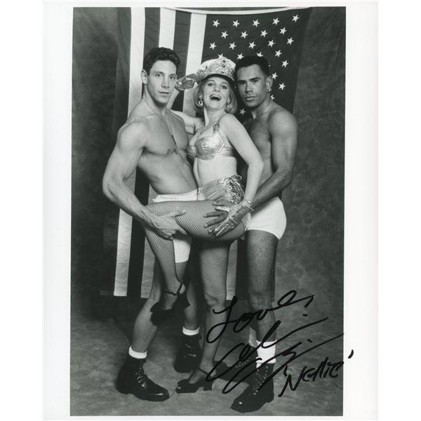 Alison Arngrim signed photo