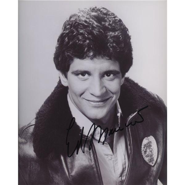 """Ed Marinaro """"Hill Street Blues"""" signed photo"""