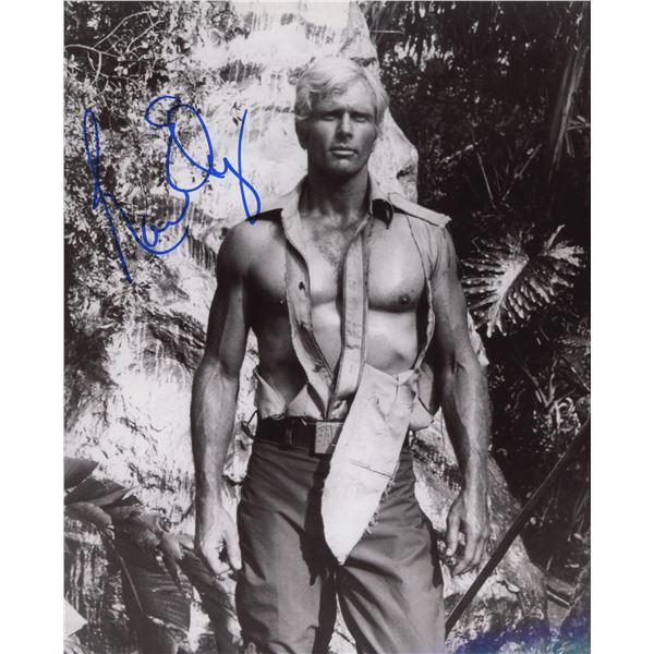 Ron Ely signed movie photo