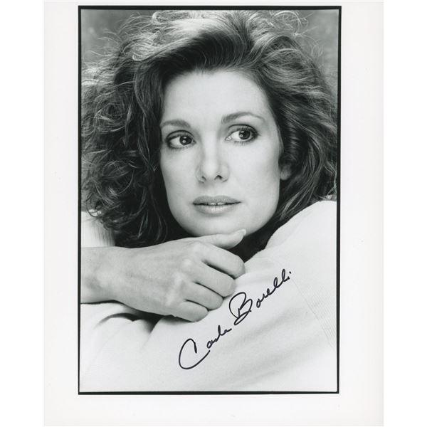 Carla Borelli signed photo