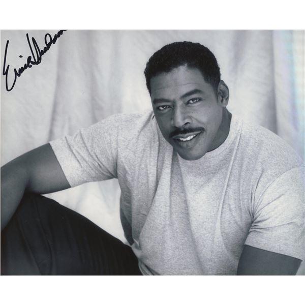 Ernie Hudson signed photo