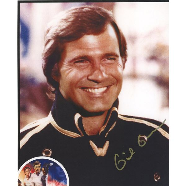 """Gil Gerard """"Buck Rogers"""" signed photo"""