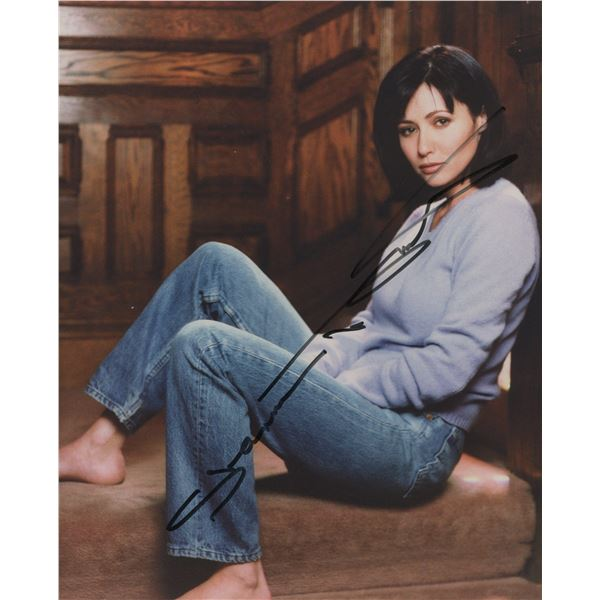 Shannen Doherty signed photo.