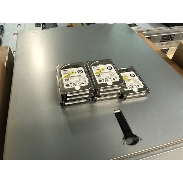 DELL EMC POWEREDGE R740 SERVER COMES WITH 8GB RAM, 7 300GB HOT SWAP HDD