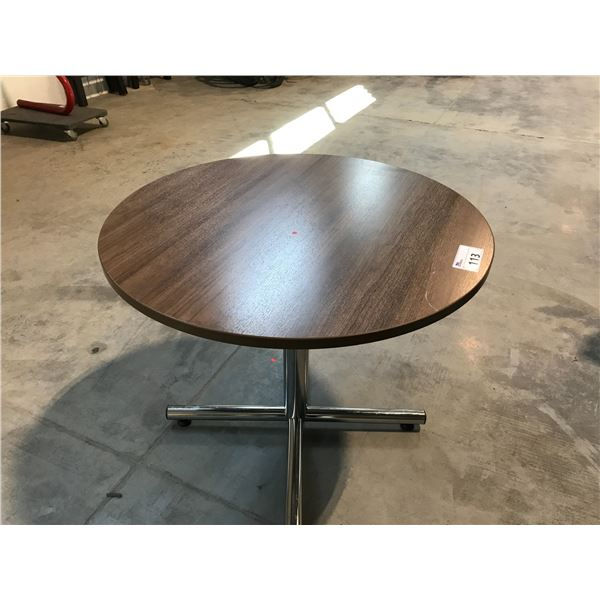 """ASH 30"""" ROUND TABLE"""