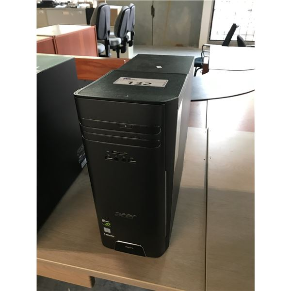 ACER ASPIRE AT3-710-EB52 DESKTOP COMPUTER NO HDD