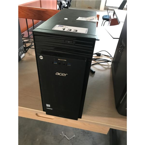 ACER ASPIRE ATC-710-EB61 DESKTOP COMPUTER NO HDD