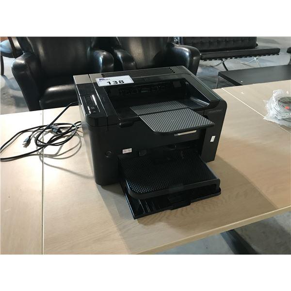 HP LASERJET P1606DN NETWORK PRINTER