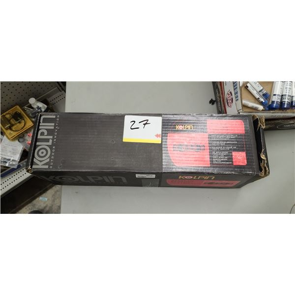 KOLIN ATV HEAT SHIELD RETAIL VALUE $56.00