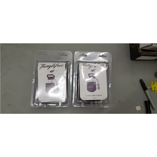 ANGLE FREE EZ RIG JERK STRIPPING QUANTITY OF 2 RETAIL VALUE $120.00