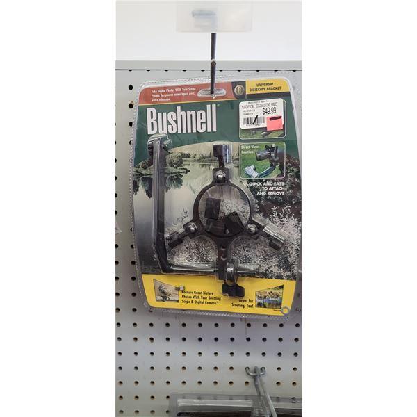 BUSHNELL UNIVERSAL DIGITAL SCOPE BASKET QUANTITY OF 2 RETAIL VALUE $100