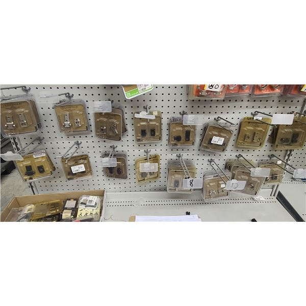 LARGE LOT OF LEUPOLD BASES  RETAIL VALUE $1,673 PLEASE SEE DESCRIPTION AND IMAGES