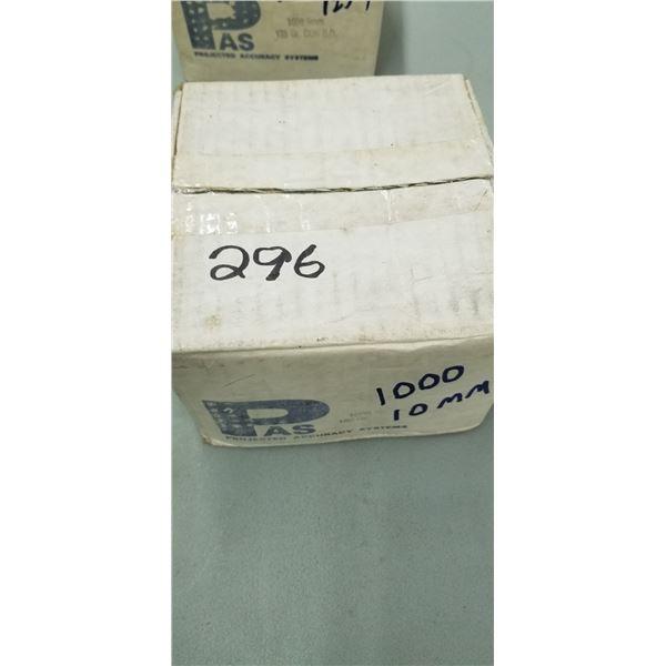 BOX OF 1000 10MM 160 GRIN SWC FB (PAS)