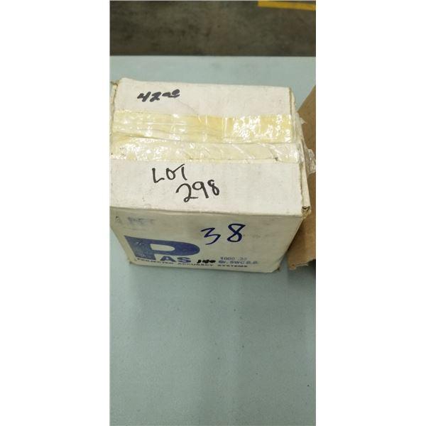 BOX OF 1000 .38 140 GRAIN SWC B.B (PAS)