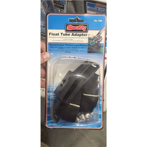 SCOTTY'S FLOAT TUBE ADAPTOR #266 AND 268