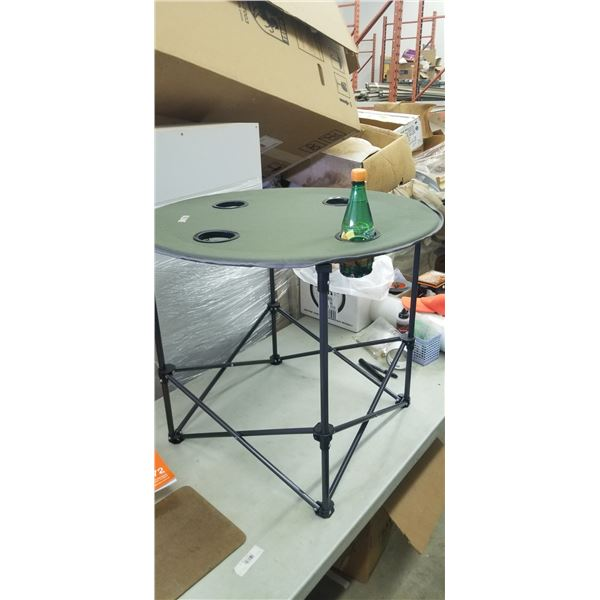 NEW FOLDING CAMPING TABLE