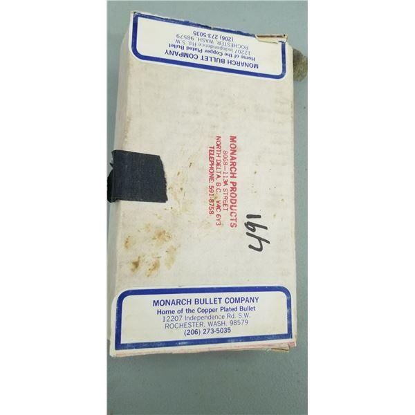 BOX OF 250 MONARCH BULETS .45CAL, 225 GRAIN