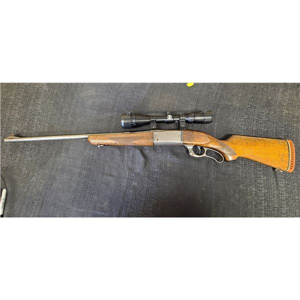 1957 SAVAGE 99 .308 WIN. COMES WITH SCOPE