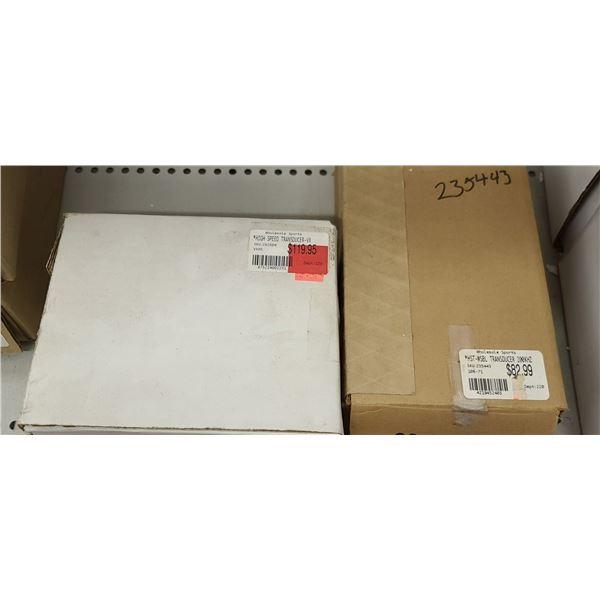 HIGH SPEED TRANSDUCER-VX PLUS HS-WSBL 83/200KHZ $200