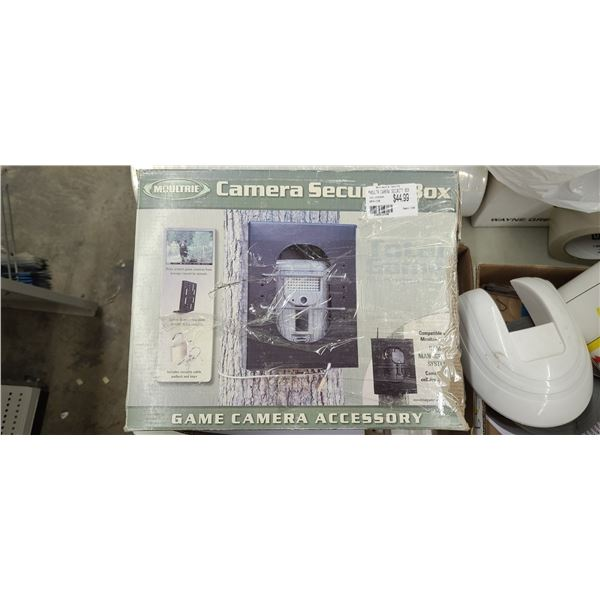 MOULTRIE SECURITY CAMERA BOX