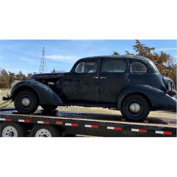 1937 Studebaker 4 door Sedan